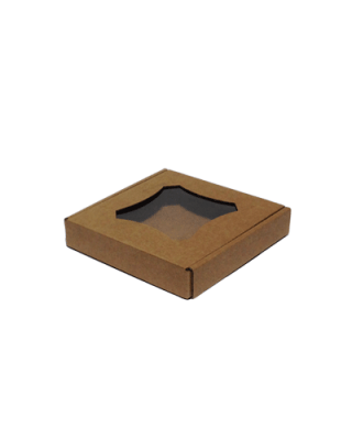 Упаковка для пряников 145*145*25