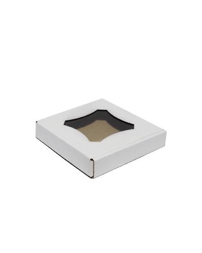 Коробка для пряника 145*145*25